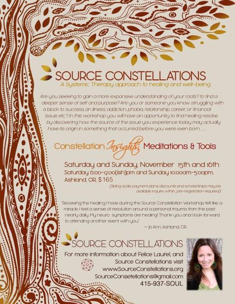 Source COnstillation