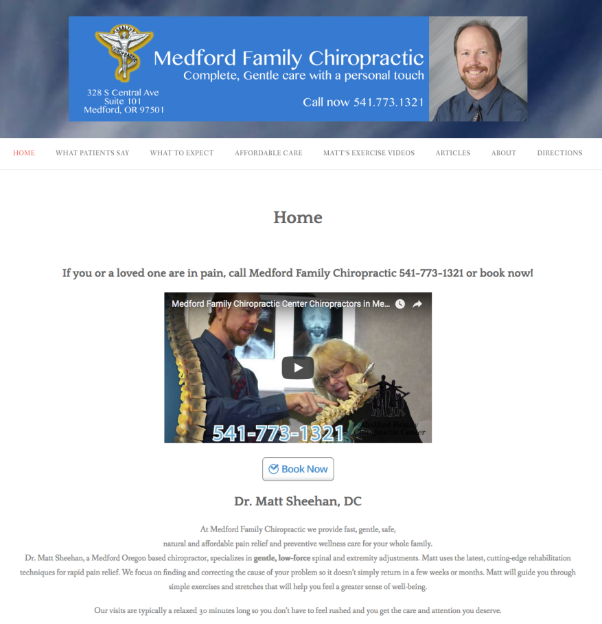 Medford Family Chiropractic